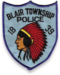 Blair Township Police Emblem