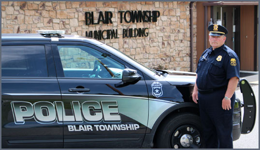 Police | Blair Township