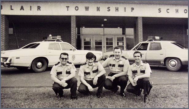 Police | Blair Township